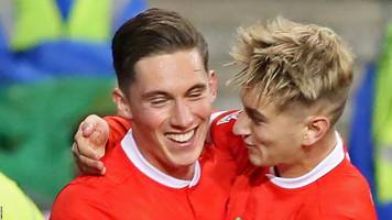 Republic of Ireland 0-1 Wales: Harry Wilson free-kick wins Nations League tie