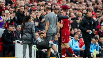 liverpool midfielder set to return for huddersfield clash after 'miracle' recovery from injury