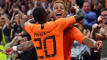 netherlands now a brighter shade of oranje after missing euros, world cup