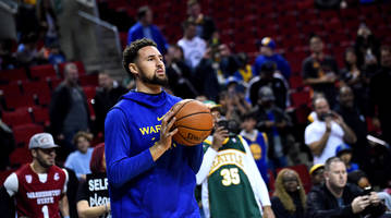report: klay thompson has no plans to give warriors a discount in free agency