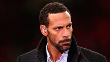Rio Ferdinand Slams Sam Allardyce on Twitter After Comparing Eric Dier to Sergio Busquets