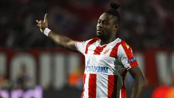 Southampton & Newcastle-Linked Red Star Belgrade Forward Confident of Move in January
