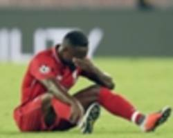 keita set for scan after liverpool midfielder injured on guinea duty