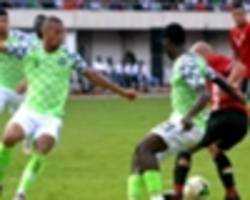 william troost-ekong hails nigeria's 'great team spirit' vs. libya