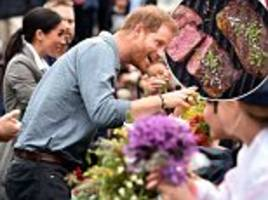 aussie man sparks security panic after mishap at barbecue he was preparing for meghan and harry