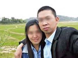 chinese mother kills herself and her two children after her husband faked his death for money