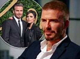 David Beckham admits marriage to Victoria 'is complicated' and 'hard work'