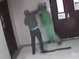 Father detained for beating up doctor who refused to give his 44-year-old pregnant wife a caesarean