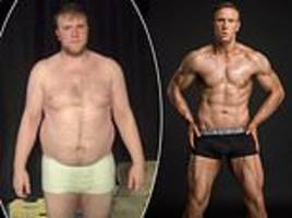 former team gb judo fighter who became overweight during depression becomes bodybuilder