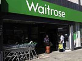 waitrose is forced to rename 'sexist sandwich' known as the gentleman's roll