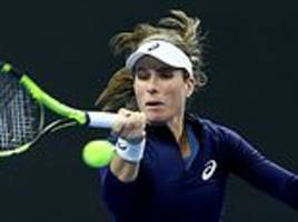 british no 1 konta holds her nerve to beat gavrilova and reach last eight of the kremlin cup