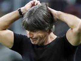 Germany Q&A: What has gone wrong this year and will Joachim Low get sacked?