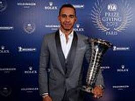why is the f1 drivers' trophy awarded weeks after the season ends?
