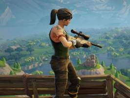the maker of 'fortnite' is suing two youtubers for trolling with cheats and sharing hacks (goog)