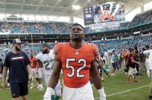 belichick: don't compare bears' mack to lt just yet