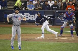 In midst of NLCS, Kershaw mum on future with Dodgers