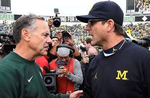 joel klatt previews michigan vs michigan st. on fox