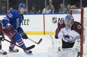 Shattenkirk lifts Rangers to 3-2 win over Avalanche in SO