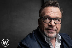 tom arnold says he gave trump 'elevator tape' details to a 'real journalist' (podcast)
