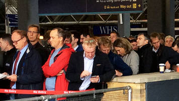 Paddington station: Passengers face evening rush hour disruption