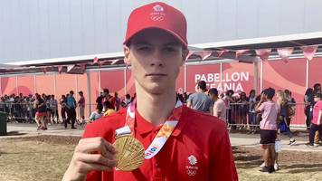 youth olympics games 2018: ivan hope price wins gb's first gold