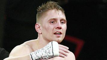 jason quigley: unbeaten donegal man aims for 15th straight win in california