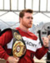 boxing news: saul 'canelo' alvarez signs world-record £1m-a-week contract