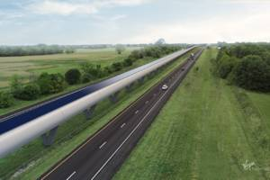 a hyperloop in missouri? a new study says its feasible, but not necessarily affordable