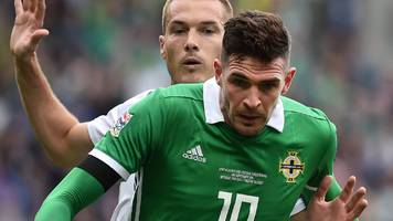 Kyle Lafferty: Irish FA blocks Rangers striker from playing against Hamilton