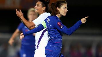 Women's Champions League: Chelsea 1-0 Fiorentina