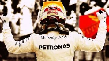 united states gp: can lewis hamilton wrap up title at a track where he has dominated?