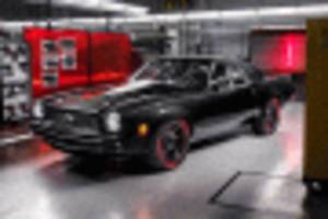 chevy confirms corvette zr1's 755-hp v-8 as crate engine, drops it in '73 chevelle