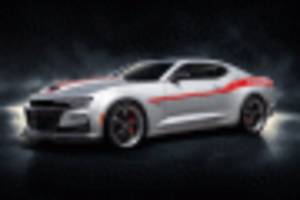 the 1,000-hp yenko/sc package adds $66,995 to the 2019 chevy camaro ss 1le