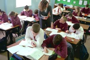 Government statistics rate EVERY school in Leicestershire by GCSE results