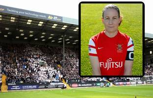 armed forces international football match at meadow lane will be one to savour, says captain