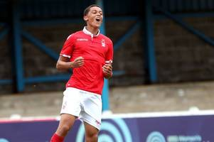 nottingham forest youngsters 'will feel the benefits of international action'