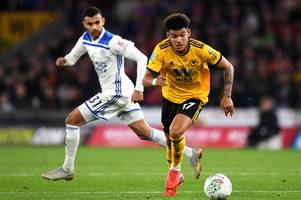 the one thing wolves aren't doing well as manchester united this season