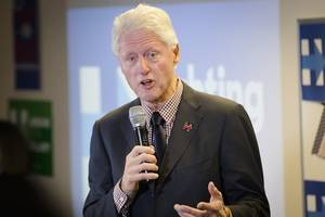 bill clinton and the #metoo conversation