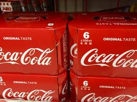 coca-cola hit for neglecting protest from truckers