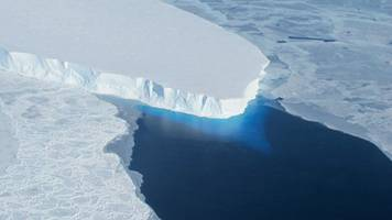 listen to the otherworldly sounds made by an antarctic ice sheet