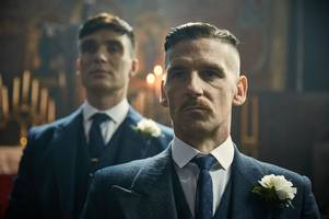 Celtic hero Kieran Tierney hailed by Peaky Blinders star in brilliant video
