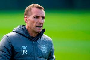 the 8 celtic stars including dedryck boyata and scott brown who could leave for free next summer