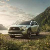 All-New 2019 Toyota RAV4 Wins Compact SUV of Texas at 2018 Texas Truck Rodeo