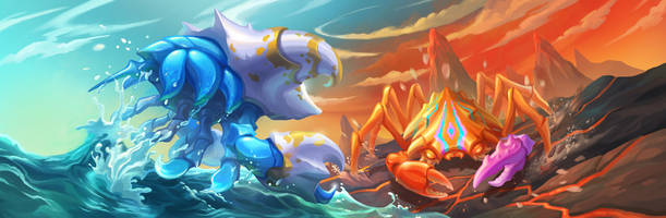 mobile games industry veteran introduces all-new blockchain entry, cryptantcrab, with pre-sale announcement