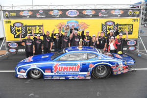 race star's new pro-forged pro stock wheel reaches nhra's winner's circle