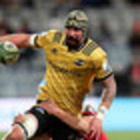 rugby:  hurricanes flanker blade thomson gets scotland call-up