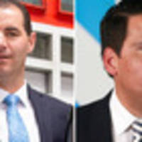 National leader Simon Bridges responds to Jami-Lee Ross releasing recorded donation conversation