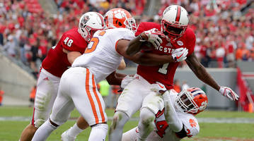 North Carolina State at Clemson Preview: Are the Undefeated Wolfpack Legit?