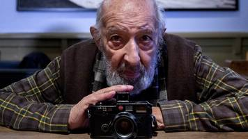 in pictures: 'eye of istanbul' ara guler dies aged 90