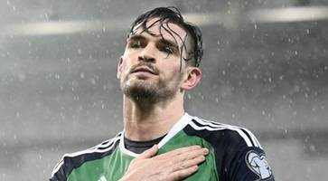 kyle lafferty will be offered peace deal for november northern ireland return